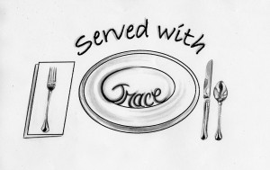 Served with Grace